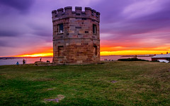 La Perouse Sunset (One_eye2011) Tags: laperouse sunset bluesky colors grass sydney nsw sunrise sea