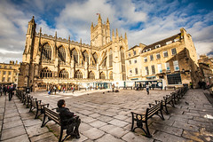 The Abbey Church of Saint Peter and Saint Paul, Bath (clinno) Tags: the abbey church saint peter paul bath