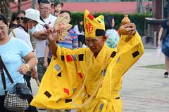 Ji Gong 6 (Bob Hawley) Tags: asia taiwan chiayicounty fanlutownship bantianyanziyuntemple buddhism taoism religion people ceremonies nikond7100 nikon28105mmf3545afd worshipping men women folkreligion drunkenmonk zenmasterdaoji jigong