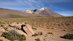 The beauty of the volcano (Chemose) Tags: sony ilce7m2 alpha7ii mai may bolivie bolivia paysage landscape désert piste montagne mountain andes sudlipez southernlipez desert volcan volcano lipez