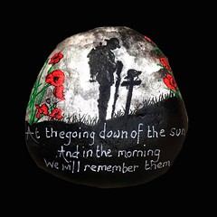 Lest we forget (Andreadm66) Tags: poppy war ww1 soldier remembrance lestweforget