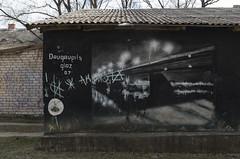 Grafiti, 20.04.2019. (Dāvis Kļaviņš) Tags: latvia daugavpils panoramio
