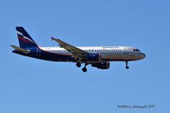 VQ-BIR (mduthet) Tags: vqbir airbus a320 aeroflotrussianairlines aéroportmarseilleprovence