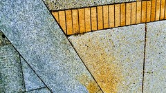City Art (romeos115) Tags: shapes concrete urban color abstract lines