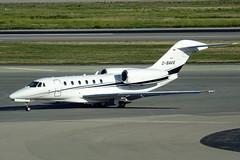 D-BAVG  NCE (airlines470) Tags: msn 7500227 cessna 750 citation x baden aircraft operations nce airport ex p4ljg mdkdi airfix aviation as ohddi private sky eiten dbavg