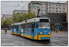 Tram Chemnitz - 2019-02 (olherfoto) Tags: tram tramcar tramway villamos strassenbahn strasenbahn chemnitz cvag tatra tatratram
