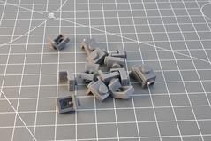 Clone brand: Bracket 1 x 1 - 1 x 1 (36841) (Thomas Reincke) Tags: lego compatible clone brand china