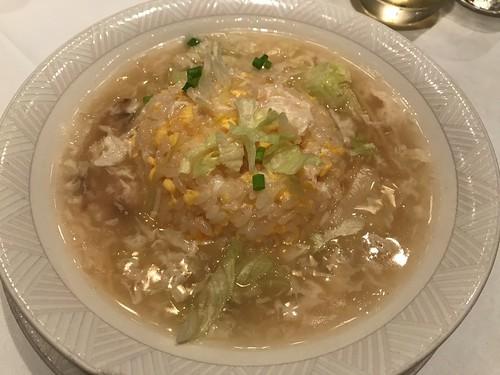 Fujian fried rice @Yukiguni Chinese restaurant, Tokyo