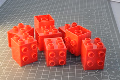 Clone brand: snot for beginners - Duplo compatible snot brick (Thomas Reincke) Tags: lego compatible clone brand china