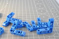 Clone brand: Corner Liftarm 5x5 (Thomas Reincke) Tags: lego compatible clone brand china