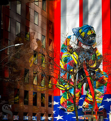 1 1 Kneeling Kobra Mural (Singing With Light) Tags: 12th 13th 2019 a7iii bryantpark march mirrorless ny nyc singingwithlight sonya7iii frozen midtowneast morning photography random singingwithlightphotography sony winter