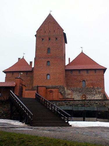 Trakų pilis / Burg Trakai - Litauen