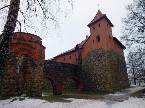 Trakų salos pilis II