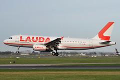 OE-IHD  A320-232  Laudamotion (n707pm) Tags: oeihd airbus 320 a320 airport airline aircraft airplane dub eidw ireland collinstown laudamotion 17012019 cn3270 dublinairport oe ldm