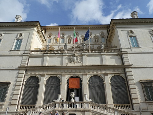 Italy - Rome - Villa Borghese - Galleria Borghese