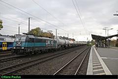 Lineas 186 293-7 (hans5942) Tags: traxx kölnwest antwerpennoord lineas br186