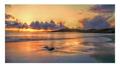 Sunset (johnny_9956) Tags: sunset island islands shetland beach sea sand scotland canon 7d uk water seascape landscape