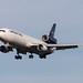 Frankfurt Airport: Lufthansa Cargo (/ GEC) |  McDonnell Douglas MD-11F MD11 | D-ALCB | MSN 48782