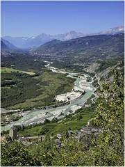 Au fil du Rhône (perlmic) Tags: rhône valais suisse