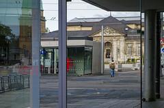 Darmstadt Spiegelung (kavo2013) Tags: darmstadt hessen deutschland