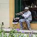 Street Musician in Havana