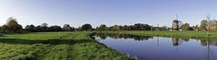 Panorama van Laar (Wilmeij) Tags: devecht laar duitsland panorama molen mill nature natuur naturephotography landscape landschap