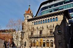 Barcelona - Diputació (EduOrtÍn.) Tags: diputación edificio barcelona catalunya cataluña