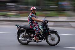 Panning in Ho Chi Minh City (billcoo) Tags: motion saigon motorcycle xf1855mm fujifilm xh1 1855mm fuji fujinon travel