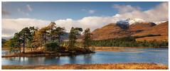 Loch Tulla, Scotland(2) (S.R.Murphy) Tags: glencoe landscape lochtulla oct2019 scotland water mountain snow mountainrange fujifilmxt2 fujifilmxf1680mm lightroomcc lee06ndgrad bridgeoforchy blackmount