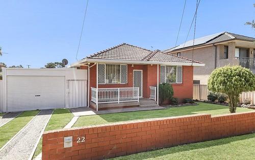 22 Birdsall Av, Condell Park NSW 2200