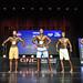 Mens Physique Teen 4th Zeltner 2nd Davis 1st Cairns 3rd Combden 5th Du