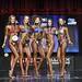 Bikini B 4th Hawley 2nd De Jong 1st Mbolekwa 3rd Garwood 5th Sapelli