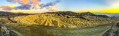 Zabriskie Point (donato bellomo) Tags: desert panorama zabriskie