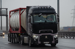 Renault RangeT (pavel.salin) Tags: truck trailer spotter russia delivery nikon renault ranget