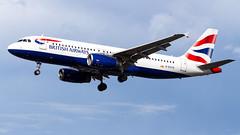 Airbus A320-232 G-EUYG British Airways (William Musculus) Tags: london heathrow lhr egll spotting aviation plane airplane william musculus geuyg british airways airbus a320232 ba baw a320200