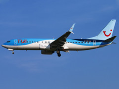 TUI Airways | Boeing 737-8K5(WL) | G-TAWV (Bradley's Aviation Photography) Tags: egss stn stansted londonstanstedairport stanstedairport londonstansted essex aviation avgeek aircraft flying planes canon70d tui b738 737 tuiairways boeing7378k5wl gtawv