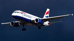 Airbus A319-131 G-EUPK British Airways (William Musculus) Tags: london heathrow lhr egll spotting aviation plane airplane william musculus airbus a319131 geupk british airways ba baw a319100