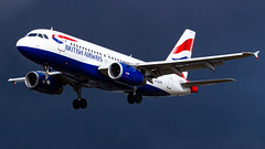 Airbus A319-131 G-EUPH British Airways (William Musculus) Tags: london heathrow lhr egll spotting aviation plane airplane william musculus geuph british airways airbus a319131 ba baw a319100