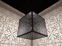 'Shimmering Mirage', Christchurch Art Gallery, NZ (scinta1) Tags: newzealand christchurch artgallery exhibition shimmeringmirage light shadows anilaquayyumagha square cube tepunaowaiwhetu wherikobrilliant