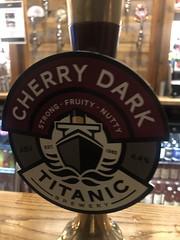 Cherry Dark, The Royal Blenheim, Oxford - November 2019 (Pub Car Park Ninja) Tags: oxford oxon ofxordshire uk england gb beers beer bier biers lager lagers porter november 2019