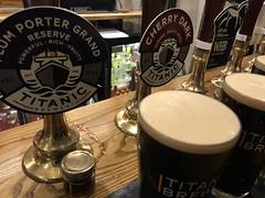 Porters, The Royal Blenheim, Oxford - November 2019 (Pub Car Park Ninja) Tags: oxford oxon ofxordshire uk england gb beers beer bier biers lager lagers porter november 2019