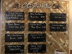 The Royal Blenheim, Oxford - November 2019 (Pub Car Park Ninja) Tags: oxford oxon ofxordshire uk england gb beers beer bier biers lager lagers porter november 2019
