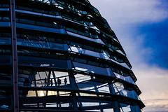 Reichstagsdome (jörg_grontzki) Tags: demokratie geschichte regierung fujifilmxt3 fuji xt3 berlin kuppel reichstag
