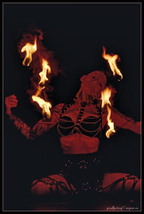 JVA_8459_DxO (mrjean.eu) Tags: art artiste artists artistes artist artsdelarue fire ladyonfire tattoo tatouage colour colors animations animation style nikon nikon70200mm28 convention thestorm thestormlady lady wife mature girl candid classy pants legs feet woman women man men model modele gorgeous actrice fashion elegant studio sexy business suit skirt lovely smart pretty cute milf seductive ingenuous bra braless bralesslady undressed