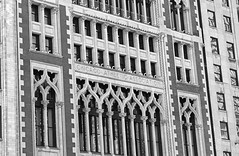 Athletics (Alex Luyckx) Tags: city urban chicago fall architecture buildings illinois downtown cta loop details trip vacation slr rollei 35mm minolta 135 asa320 maxxum9 rpx400 minoltamaxxum9 photographersformulary macodirect rolleirpx400 minoltamaxxumafmacro100mm128 bw film blackwhite filmphotography 11100 filmisnotdead nikoncoolscanved pyrocathd filmisalive believeinfilm adobephotoshopcc