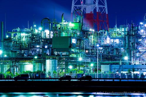 中京 工業 地帯