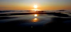IMG_0044y (gzammarchi) Tags: italia paesaggio natura mare ravenna lidodidante alba sole riflesso