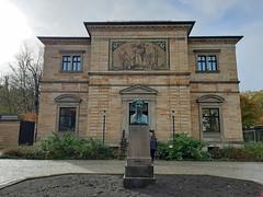 Villa Wahnfried (Christine Wagner) Tags: villawahnfried wahnfried bayrreuth bayern franken deutschland germany