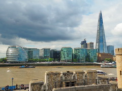 The Shard..... (Photo_hobbyist) Tags: theshard shard london buildings river thames england skyscrapers tall architecture ngc