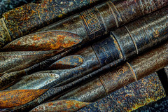 Rust (oldTor) Tags: vintage tools drill vintagelens hdr macro macrophotography macrolens oldtor olympusom olympus olympuslens zuiko rust grunge мануальныеобъективы макрофото макро макрофотография ржавчина сверло инструмент
